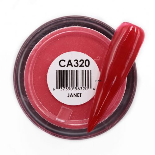 GLAM AND GLITS COLOR ACRYLIC - CAC320 JANET